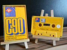 AGFA-LOW-NOISE-C-90-COMPACT-Cassette-1972-1974