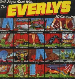 The Everly Brothers - Walk Right Back With the Everlys 1975