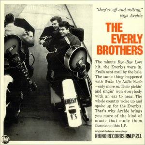 The Everly Brothers first Album 1958