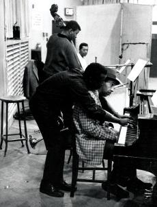 מיילס דיוויס עם שלישיית הקצב שלו 1957